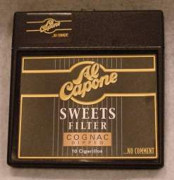 Cigarillos Cognac Sweets Filter