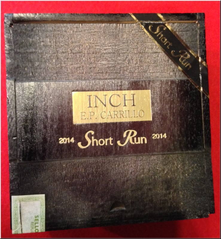 Ernesto Perez Carrillo Inch Short Run 2014 Cigar