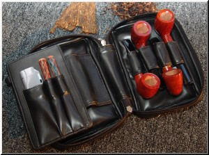 Pipe Accessories Pipe Travel Bag #1013