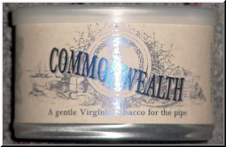 Pipe Tobaccos Commonwealth Blend