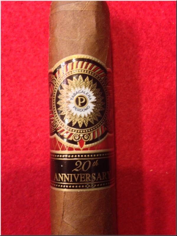 Perdomo 20th Anniversary Cigar