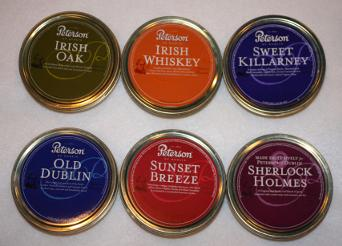 Pipe Tobaccos Irish Oak
