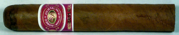 Romeo y Julieta Reserve Real Cigar